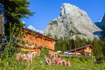 Bergsteigerschule Hans Berger Haus